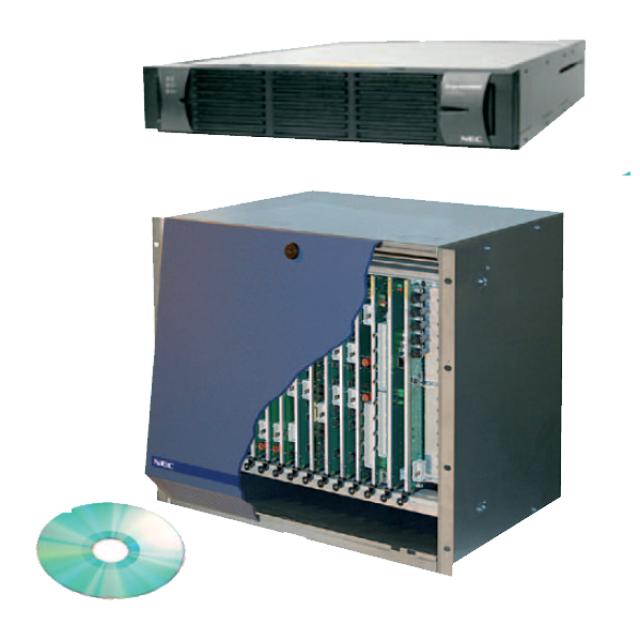 Sistema de Comunicação NEC iS3000